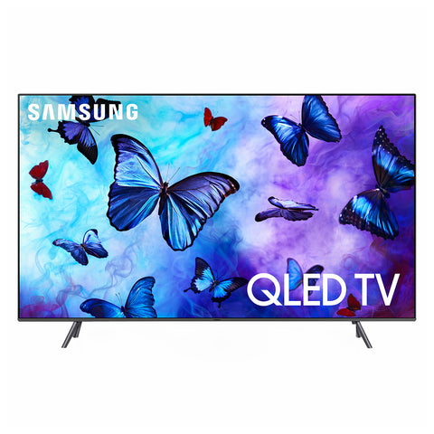 "QN49Q65FNFXZA Samsung 49"" Class 4K (2160p) UHD Smart QLED HDR TV (Recertified) 1 year warranty Free Delivery"