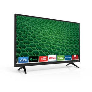 "D32-D1 VIZIO 32"" 1080p 120Hz LED Smart HDTV (Recertified) 1 year warranty Free Delivery"