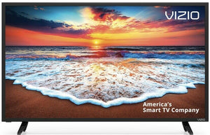 "D32f-F1 VIZIO 32"" Re-certified  Class SmartCast D-Series FHD (1080P) Smart Full-Array LED TV (Free Delivery and One Year Warranty)"