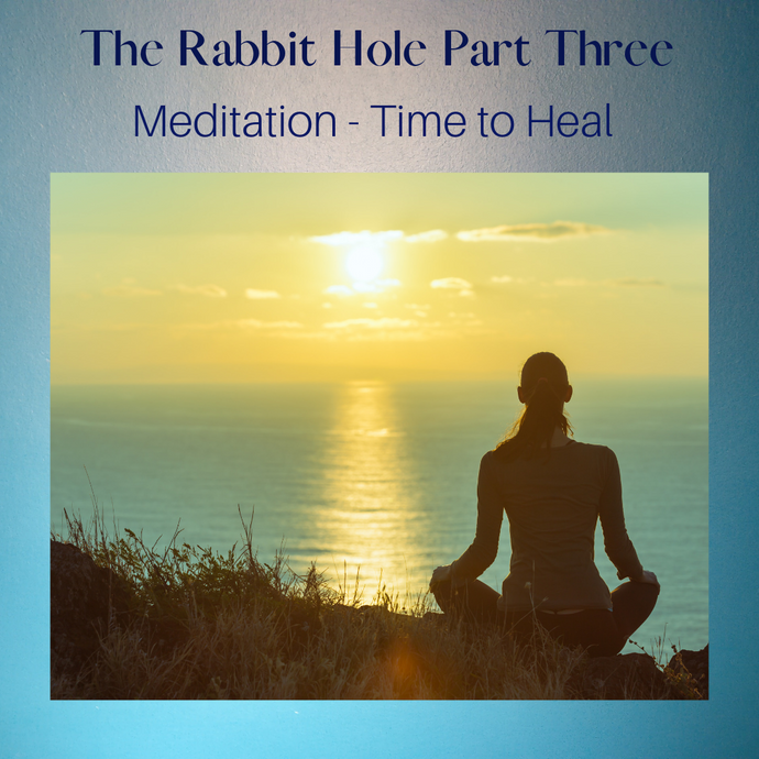 The Rabbit Hole | Part Three | Meditation - Time to Heal