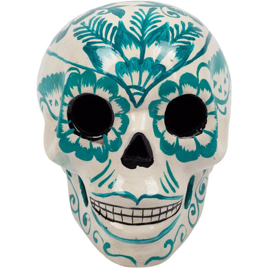 Mexican Sayulita 'Day Of The Dead' Skull - Bohemian Lifestyle