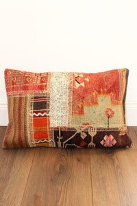 Turkish Kilim Cushion No 10 - Bohemian Lifestyle
