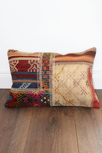 Turkish Kilim Cushion No 9 - Bohemian Lifestyle