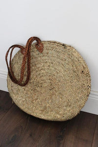 Marrakesh Tote Basket - Bohemian Lifestyle
