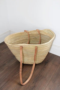 Fes Shopper Basket - Bohemian Lifestyle