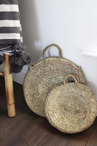 Marrakesh Shopper Basket - Small - Bohemian Lifestyle