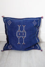Moroccan Sabra Silk Cushion Cover No 10 - Bohemian Lifestyle