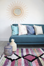 Moroccan Sabra Silk Cushion Cover No 12 - Bohemian Lifestyle