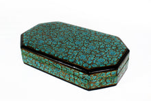 Kashmir Paper Mache Trinket Box No 5 - Bohemian Lifestyle