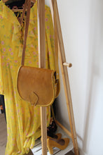 Boho Saddle Bag - Yellow - Bohemian Lifestyle
