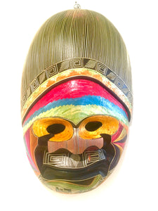 Tamo Mask Art No 3 - Bohemian Lifestyle