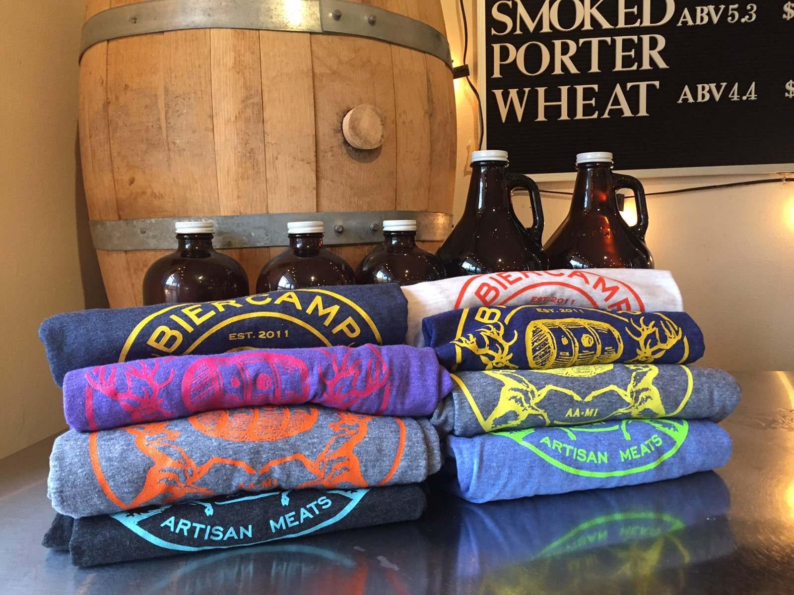 Custom Apparel T Shirts And Gear For Breweries Of All Sizes