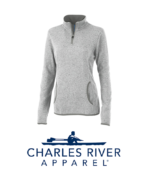 Charles River brand apparel for custom printing with UGP