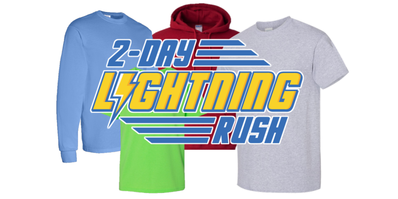 2-Day Lightning Rush Delivery