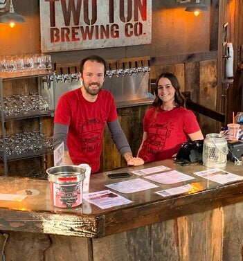 Custom Printed T-Shirts & Apparel for Breweries