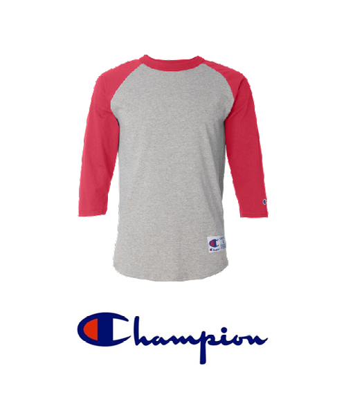 Champion brand custom team apparel with UGP