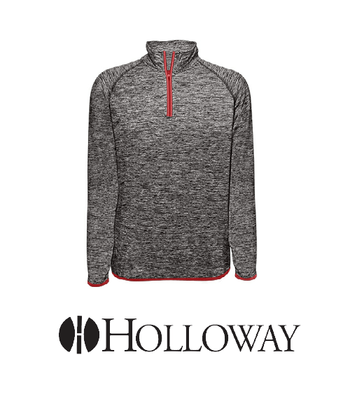 Holloway brand custom team apparel with UGP