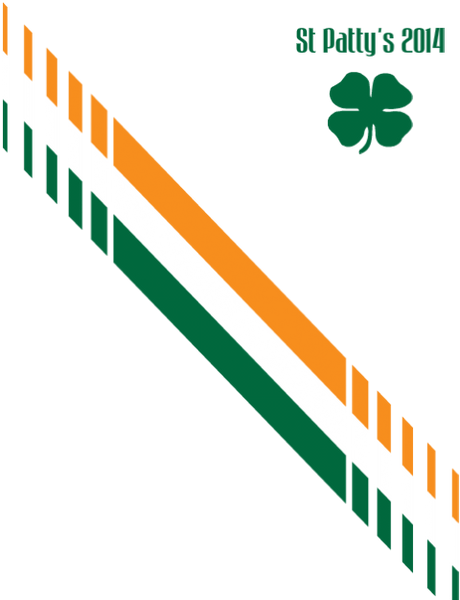Lucky Stripes - St. Patty's