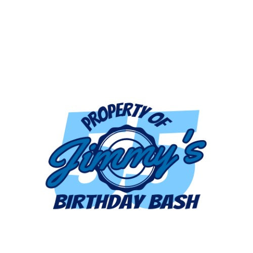 Birthday Bash - Property Of