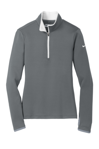 Nike Golf Ladies Dri FIT Stretch Half Zip Cover Up