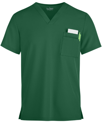 Uniform Advantage Easy STRETCH by Butter-Soft Riley Unisex V-Neck Scrub Top