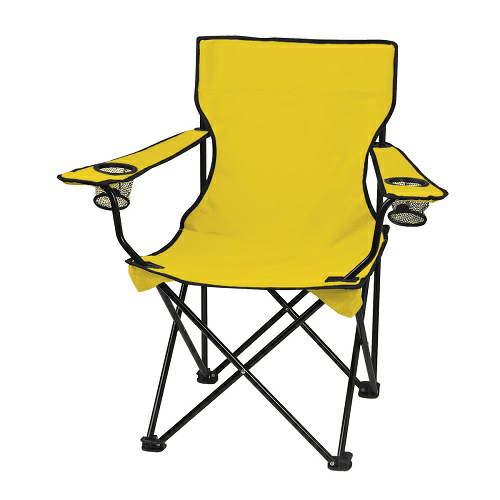 Hit Promo Folding Chair With Carrying Bag