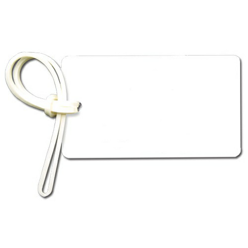 Quikey Rectangle Luggage Tag