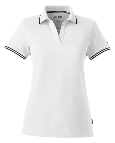 Nautica Ladies Deck Polo
