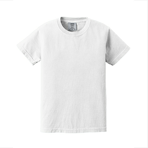 Comfort Colors Youth Ring Spun Cotton Tee