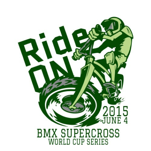 Ride On - BMX Supercross - World Cup Series