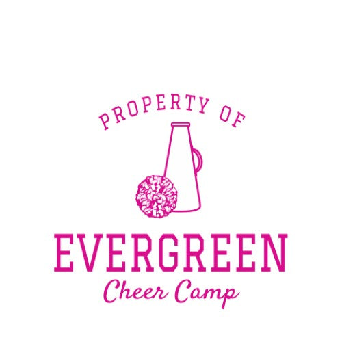 Cheer Camp - Property Of