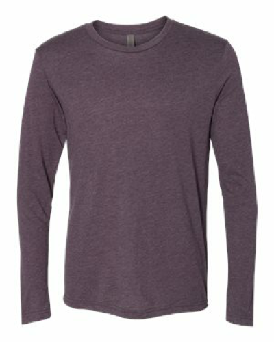 Next Level Men's Triblend Long Sleeve Crew