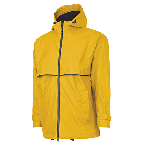 Charles River New England Rain Jacket
