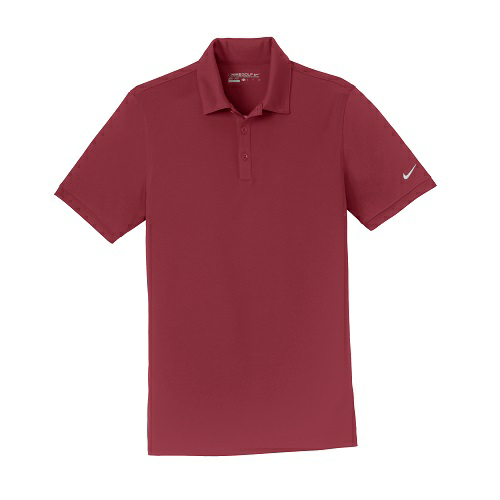 Nike Golf Dri Fit Smooth Performance Modern Fit Polo
