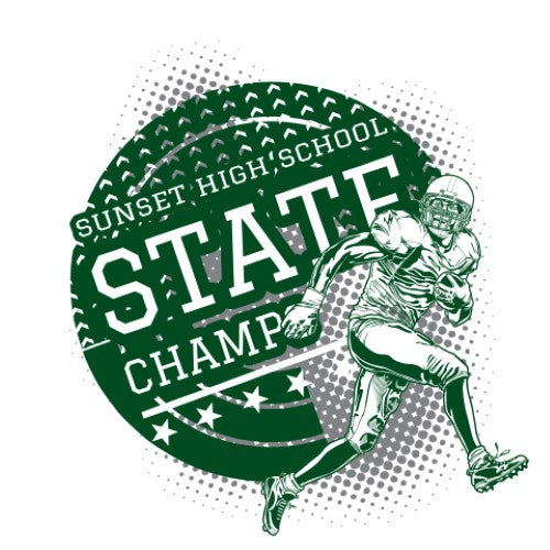 Football - State Champs