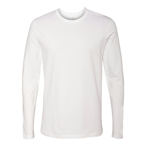 Next Level Apparel Premium Fitted Long Sleeve Crew