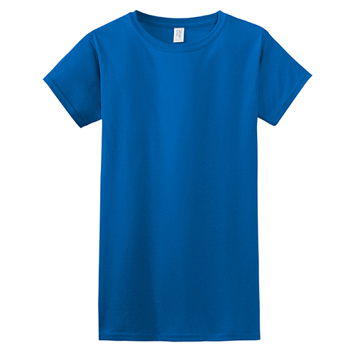 Gildan Ladies Fashion Fit T-Shirt