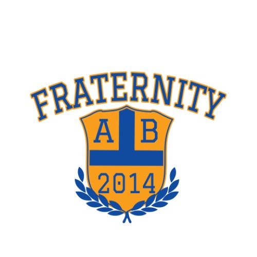 Fraternity - Shield / Leaves