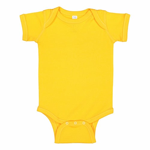Rabbit Skins Lap Shoulder Onesie - Infant