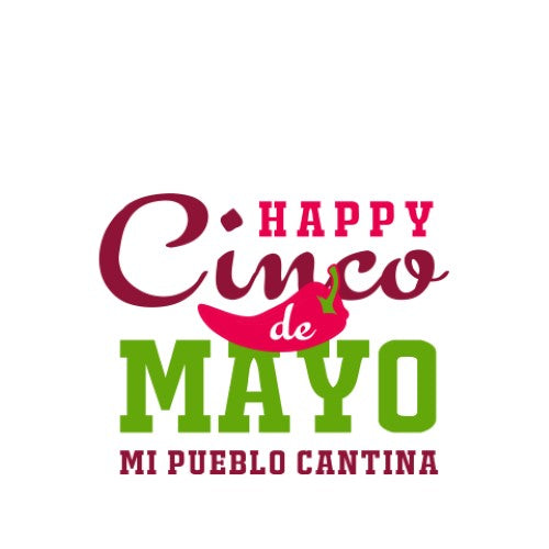 Happy Cinco de Mayo - Chili Pepper