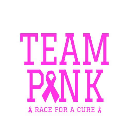 Team Pink - Race For A Cure