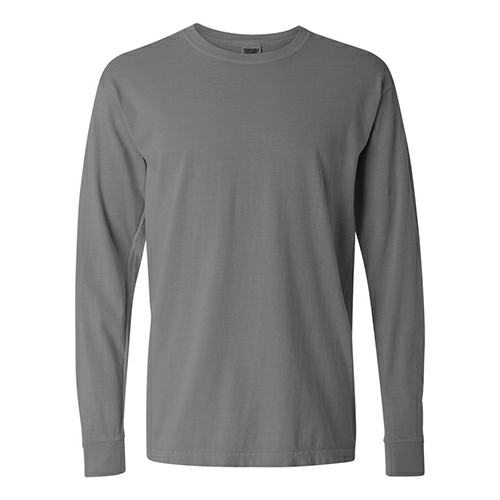 Comfort Colors Ringspun Long Sleeve Tee