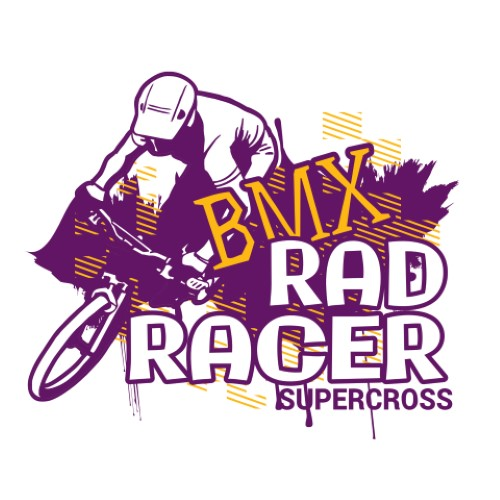 BMX Rad Racer Supercross