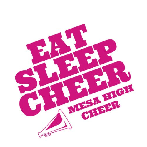 Eat, Sleep, Cheer