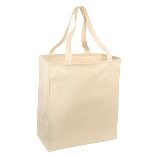 Port and Company Over The Shoulder Grocery Tote