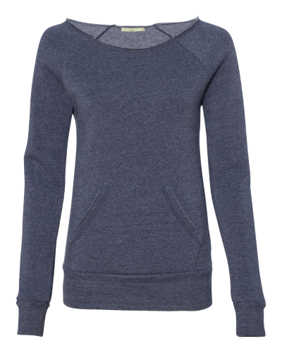 Alternative Ladies Maniac Eco Fleece Sweatshirt