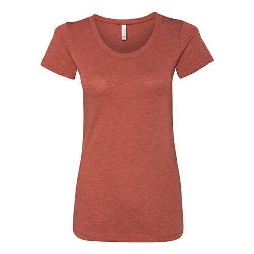 Bella Canvas Ladies' Triblend Short-Sleeve T-Shirt