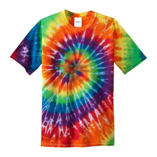 Port and Company Tie Dye Tee Youth