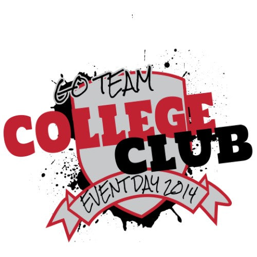 Go Team / College Club / Event Day