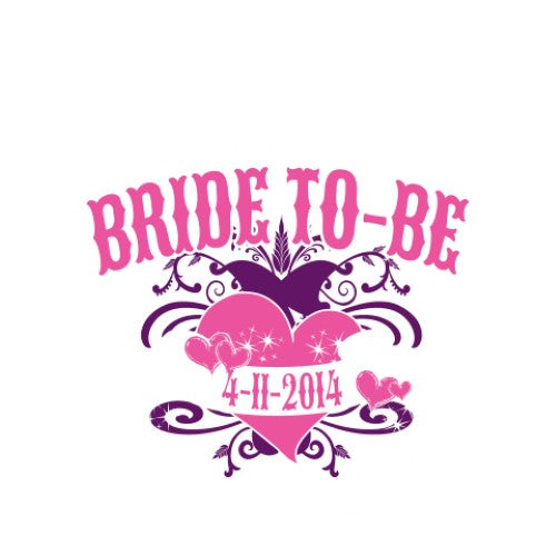 Bachelorette Party - Bride To Be